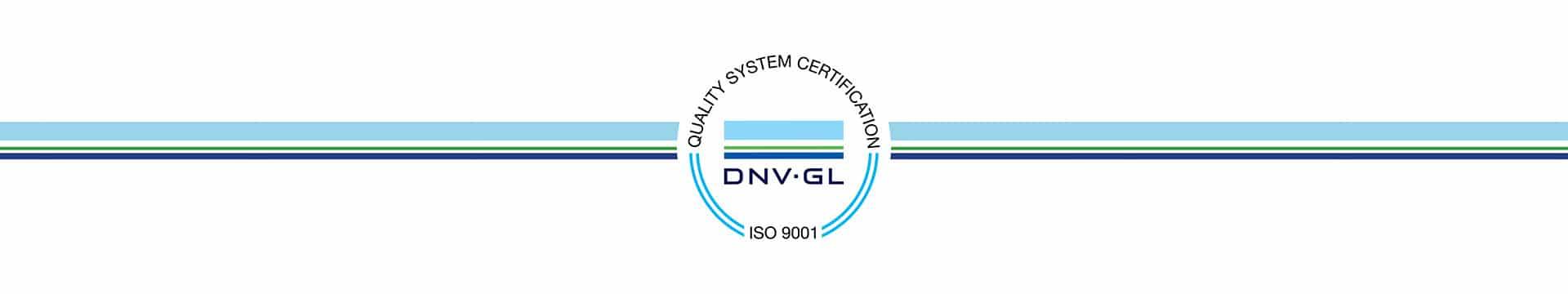 DNV Certified